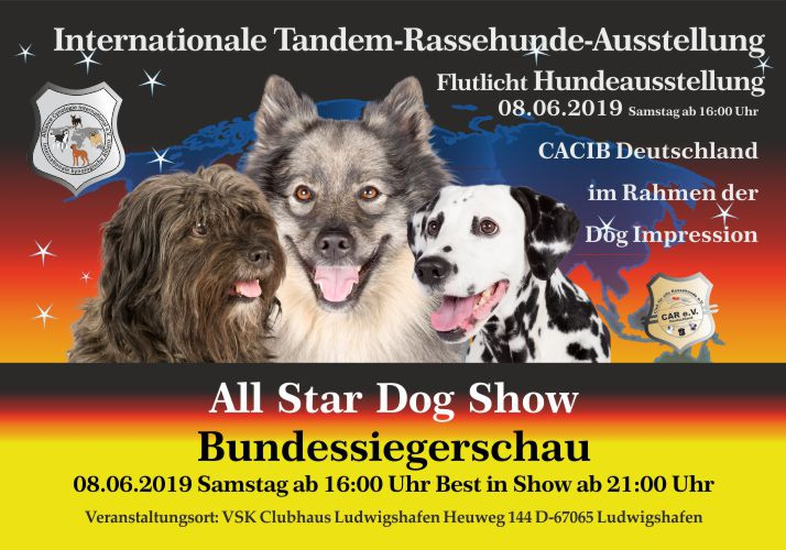 All Star Dog Show & Bundessiegerschau 2019